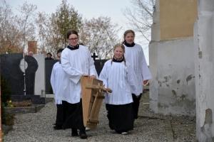 Karfreitag und Ostern in der Pfarrkirche Breitenthal