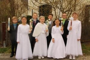 Erstkommunion in Deisenhausen