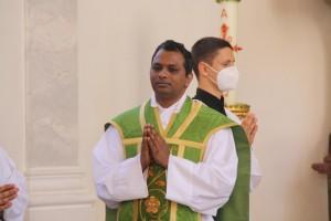Deisenhausen - Verabschiedung Pater Vipin 06-2021