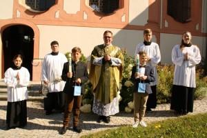 Erste Hl. Kommunion Deisenhausen 19.07.20
