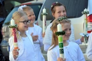 Erstkommunion in Wiesenbach