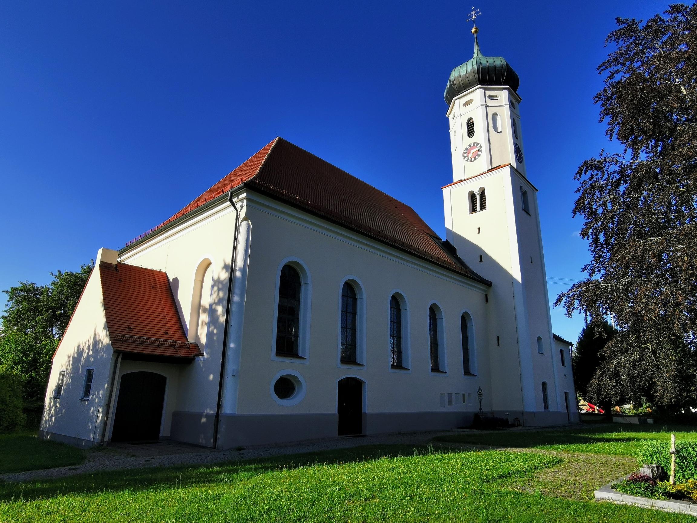 St. Blasius Wiesenbach